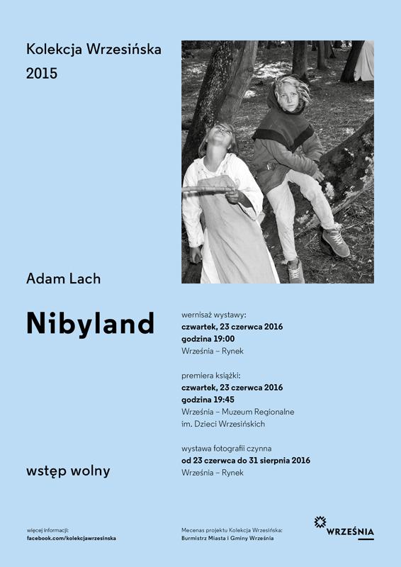 Adam Lach - NIBYLAND