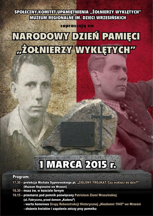 Dzień Pamięci Żolnierzy Wyklętych