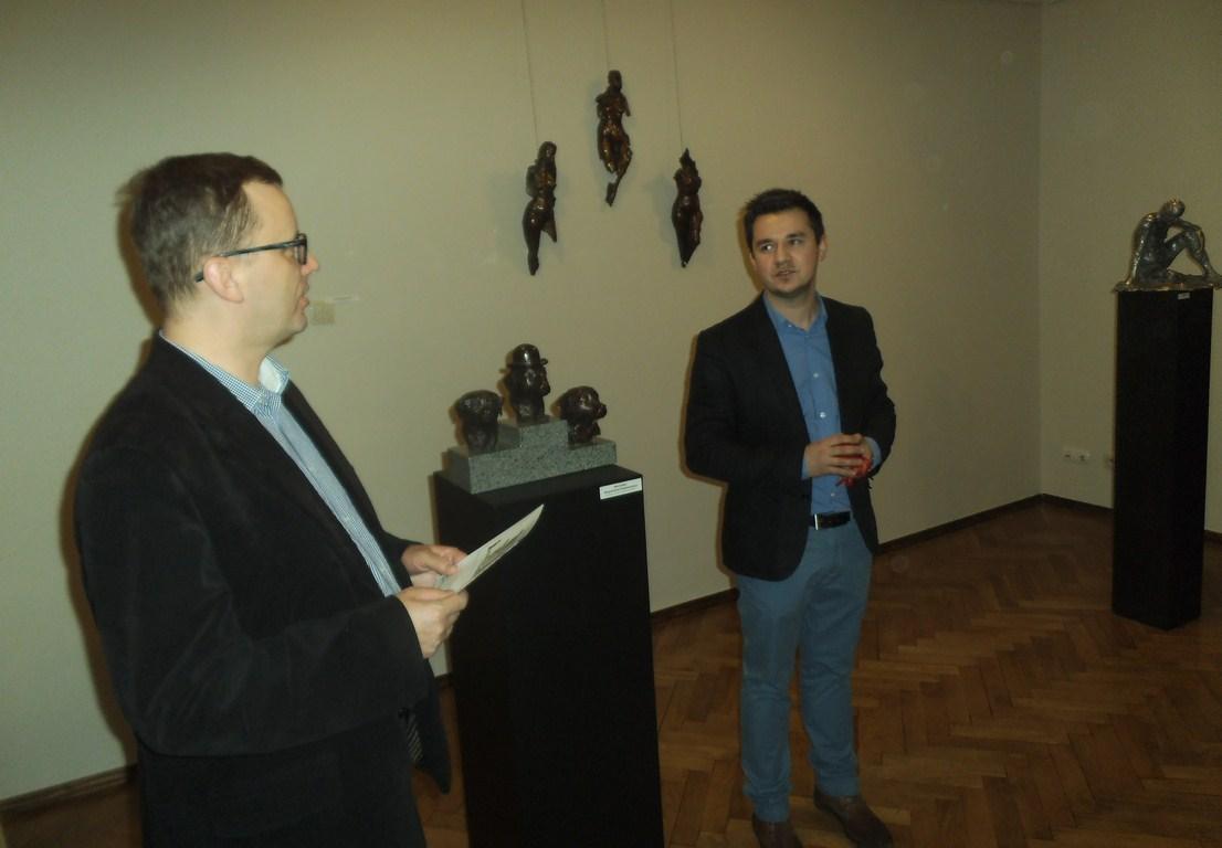 Spotkanie z rzeźbą